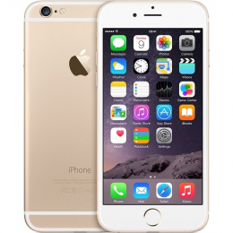 Apple iPhone 6S 128GB Gold - předváděcí kus