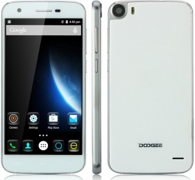 Doogee F3 Dual SIM 16GB White