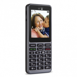 Doro PhoneEasy 509 Steel