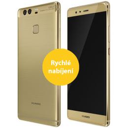 Huawei P9 Dual SIM 3GB/32GB Prestige Gold Fast Charging (CZ distribuce)
