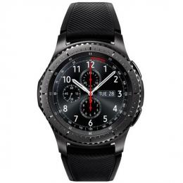 Samsung R760 Gear S3 Frontier Space Grey