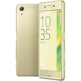 Sony Xperia X Performance Single SIM F8131 Lime Gold