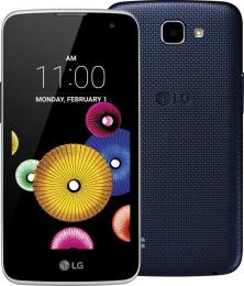 LG K4 K130 Dual Black Blue