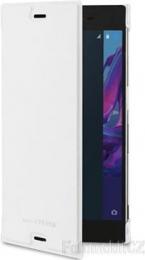 Pouzdro RoxFit Xperia XZ Premium Book stříbrné