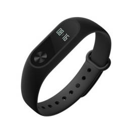 Xiaomi Mi Band 2 Black + exkluzivně Xiaomi MiKey v hodnotě 250 Kč