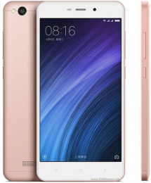 Xiaomi Redmi 4A 2GB/16GB Global (CZ LTE) Rose Gold