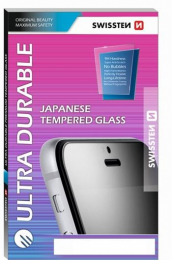 Swissten Tvrzené Sklo 3D H pro Apple iPhone 7/8 Plus bílé