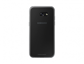 Pouzdro Samsung EF-QA520TTE Clear Cover Transparent pro Samsung A5 2017
