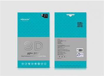 Nillkin Tvrzené Sklo 3D AP+ PRO pro Samsung G955F Galaxy S8 Plus černé