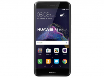 Huawei P8 Lite 2017 Single SIM Black