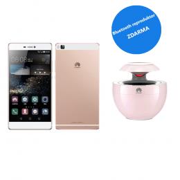 Huawei P8 Pink + Bluetooth reproduktor AM08 zdarma!