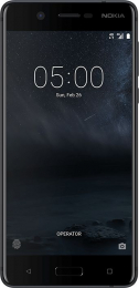 Nokia 5 Single SIM Matt Black