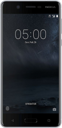 Nokia 5 Dual SIM Silver (CZ distribuce)