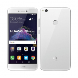 Huawei P8 Lite 2017 Single SIM White