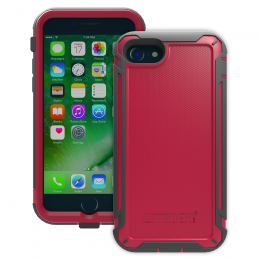 Pouzdro Trident Protective Cyclop iPhone 7 červené
