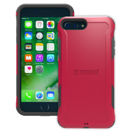 Pouzdro Trident Protective Aegis iPhone 7 Plus červené