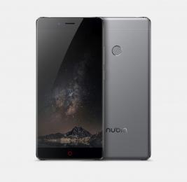 Nubia Z11 4GB/64GB Dual SIM Black Grey