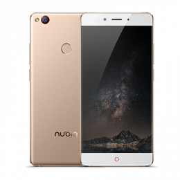Nubia Z11 4GB/64GB Dual SIM Lilly Golden