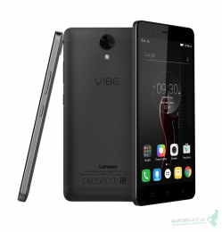 Lenovo Vibe K5 Note Dual SIM FingerPrint Grey