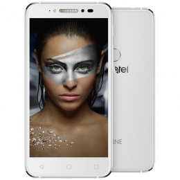 Alcatel SHINE Lite 5080X Full White