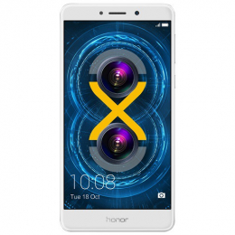 Honor 6X Dual SIM Silver