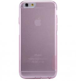 Pouzdro Nillkin Nature iPhone 6/6S růžové