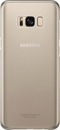 Pouzdro Samsung EF-QG955CF zlaté pro Samsung Galaxy S8+