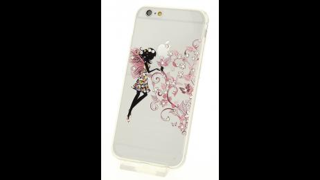 Plastový zadní kryt pro iPhone 6 a iPhone 6S s motivem Fairy Tail