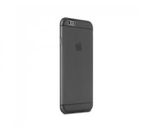 Pouzdro Puro Case 0.3 pro Apple iPhone 6/6S Plus černé