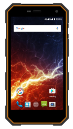 myPhone Hammer Energy Black Orange