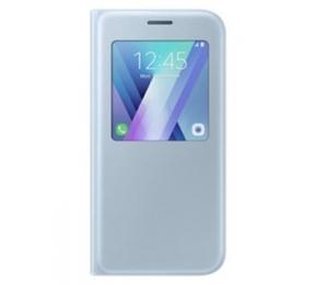 Pouzdro Samsung EF-CA520PL S-View modré pro Samsung Galaxy A5 2017