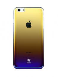 Pouzdro Baseus Glaze Case iPhone 6/6s fialové