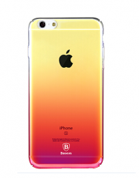 Pouzdro Baseus Glaze Case iPhone 6/6s růžové