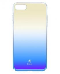 Pouzdro Baseus Glaze Case iPhone 7 Plus modré