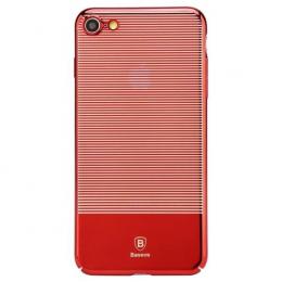 Baseus Luminary Case iPhone 7 červený