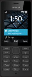 Nokia 150 Single SIM Black