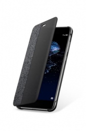 Huawei Original S-View Pouzdro Light Grey Pro Huawei P10 Lite