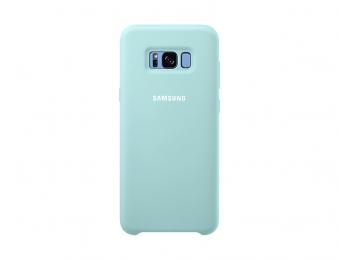 Pouzdro Samsung EF-PG955TG zelené Silicone kryt pro Samsung Galaxy S8+
