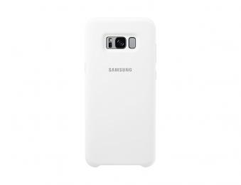 Pouzdro Samsung EF-PG955TW bílé Silicone kryt pro Samsung Galaxy S8+