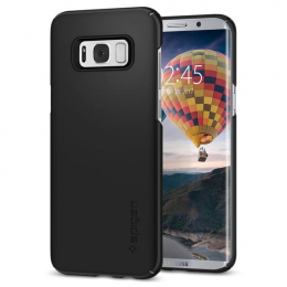 Pouzdro Spigen Thin Fit pro Samsung G955 Galaxy S8 Plus Black