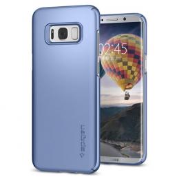 Pouzdro Spigen Thin Fit pro Samsung G955 Galaxy S8 Plus Blue Coral
