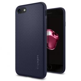 Pouzdro Spigen Liquid Air pro Apple iPhone 7 Midnight Blue