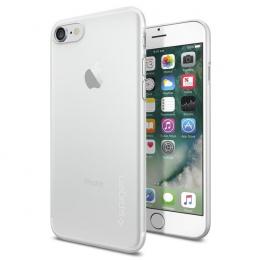 Pouzdro Spigen Air Skin pro Apple iPhone 7 Soft Clear