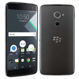 BlackBerry DTEK60 Earth Silver (CZ distribuce)