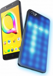 Alcatel OT-5085D A5 LED Metallic Black (CZ distribuce)