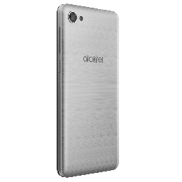 Alcatel OT-5085D A5 LED Metallic Silver (CZ distribuce)
