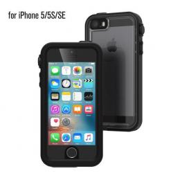 Pouzdro Catalyst Waterproof Case pro Apple iPhone 5/5S/SE Black