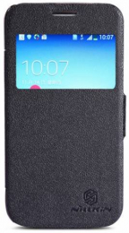 Pouzdro Nillkin Fresh Folio Samsung G350 Galaxy Core Plus černé
