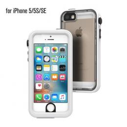 Pouzdro Catalyst Waterproof Case pro Apple iPhone 5/5S/SE White