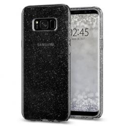 Pouzdro Spigen Liquid Crystal pro Samsung G950F Galaxy S8 Glitter Space